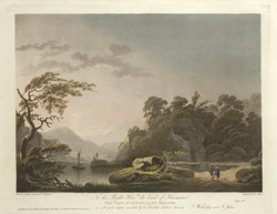 View of Innisfallen, Ireland